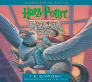 Harry Potter and the Prisoner of Azkaban cover small
