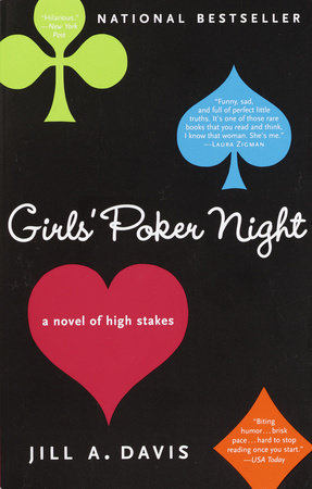 Girls' Poker Night by Jill A. Davis
