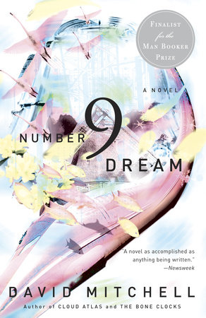Number9Dream Book Cover Picture