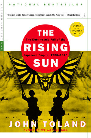 The Rising Sun Book Cover Picture
