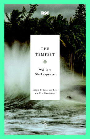 The Tempest by William Shakespeare,William Shakespeare
