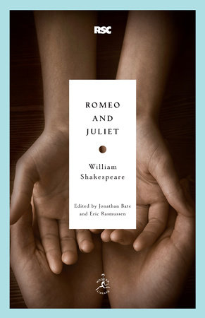 Romeo and Juliet Book Cover Picture