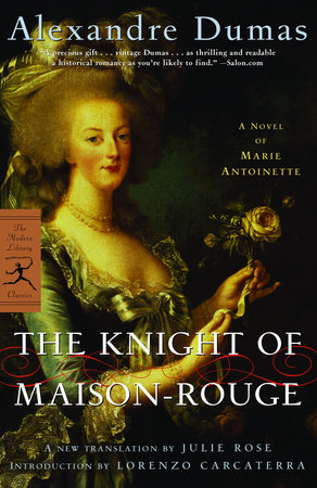 The Knight of Maison-Rouge by Alexandre Dumas