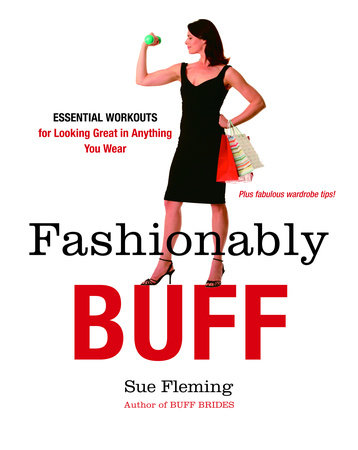 Fashionably Buff by Sue Fleming