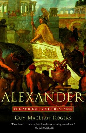 Alexander by Guy Maclean Rogers