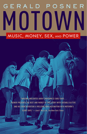 Motown by Gerald Posner
