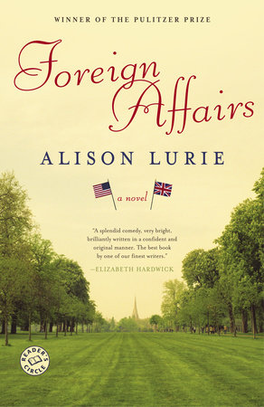 Foreign Affairs Book Cover Picture