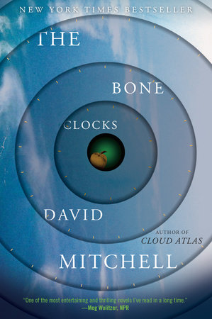 The Bone Clocks Book Cover Picture