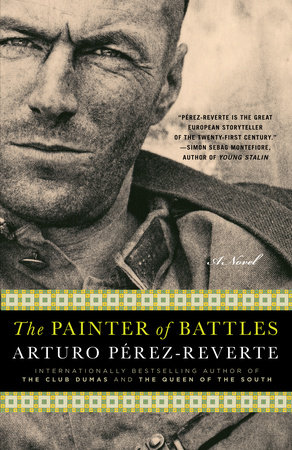 The Painter of Battles by Arturo Perez-Reverte