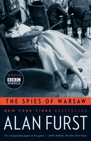 The Spies of Warsaw by Alan Furst
