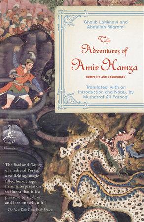 The Adventures of Amir Hamza by Ghalib Lakhnavi and Abdullah Bilgrami