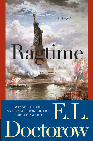 RAGTIME Book Cover Picture
