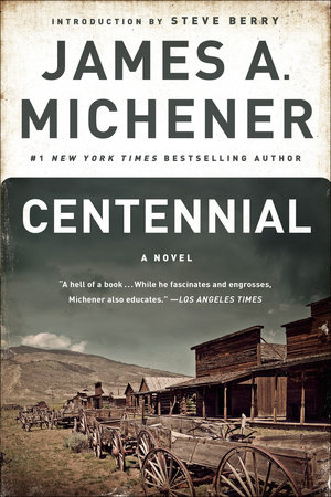 Centennial Book Cover Picture