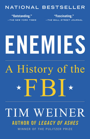 Enemies by Tim Weiner