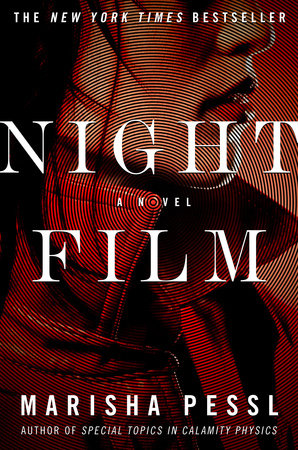The cover of the book Night Film