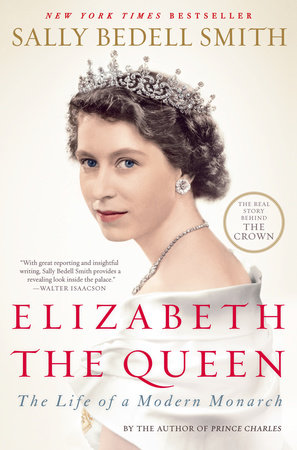 Elizabeth the Queen Book Cover Picture