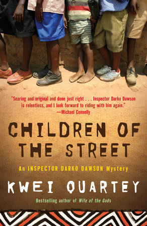 Children of the Street by Kwei Quartey