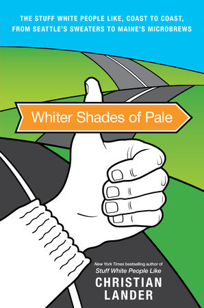 Whiter Shades of Pale by Christian Lander