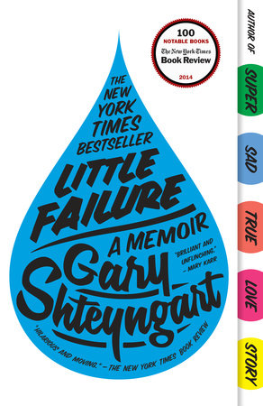 Little Failure by Gary Shteyngart