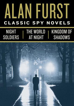 Classic Spy Novels 3-Book Bundle