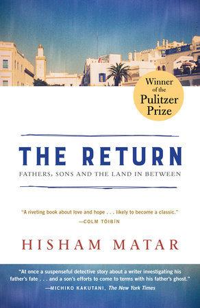 The Return (Pulitzer Prize Winner) Book Cover Picture
