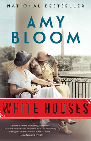 The cover of the book White Houses