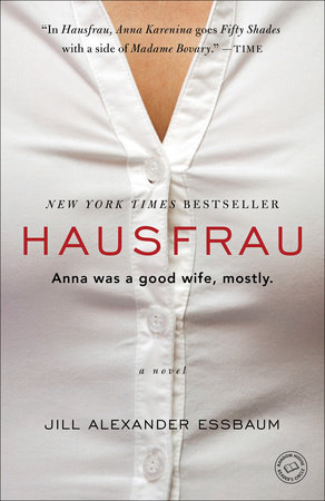 Hausfrau Book Cover Picture