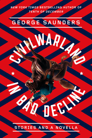 The cover of the book CivilWarLand in Bad Decline