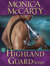 The Highland Guard Series 9-Book Bundle