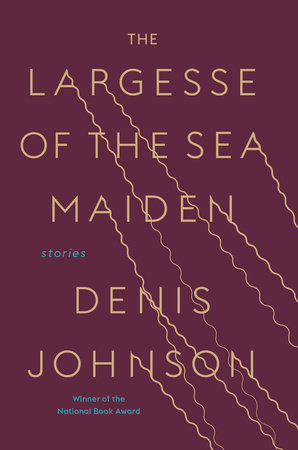 The cover of the book The Largesse of the Sea Maiden