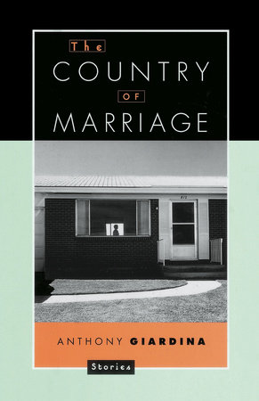 Country of a Marriage by Anthony Giardina
