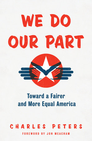 We Do Our Part by Charles Peters