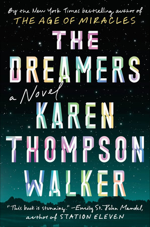 The cover of the book The Dreamers