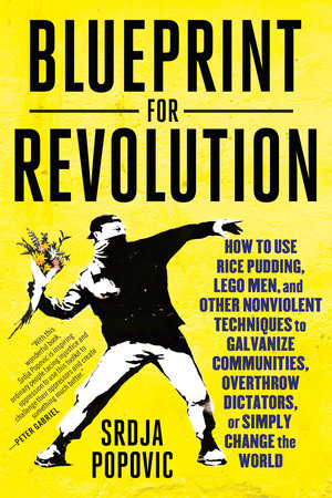 Blueprint for Revolution Book Cover Picture