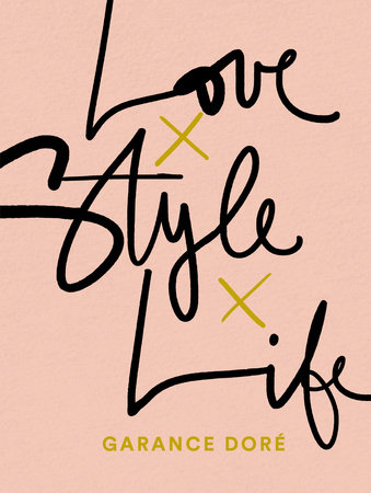 Love Style Life Book Cover Picture