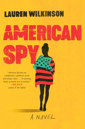 The cover of the book American Spy