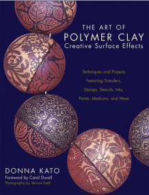 The Art of Polymer Clay Creative Surface Effects