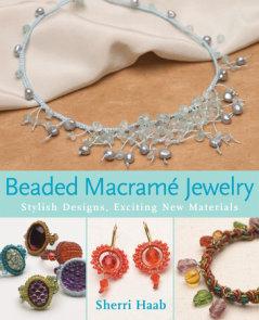Beaded Macrame Jewelry