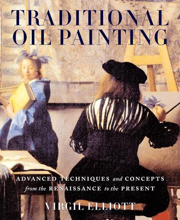 Traditional Oil Painting by Virgil Elliott