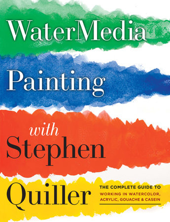 Watermedia Painting with Stephen Quiller by Stephen Quiller