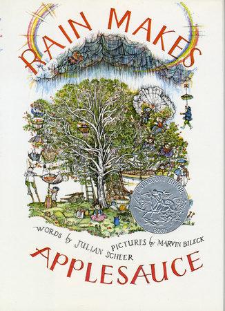Rain Makes Applesauce by Julian Scheer