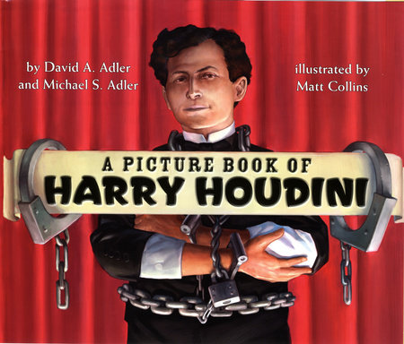 A Picture Book of Harry Houdini