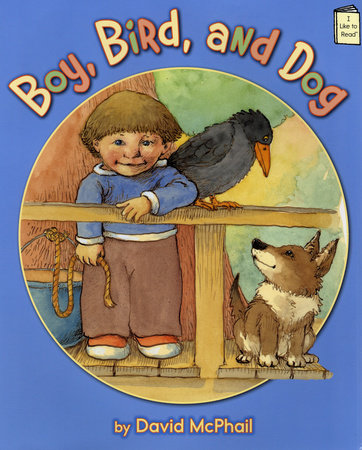 Boy, Bird, and Dog by Written & illustrated by David McPhail