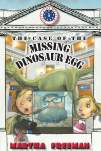 The Case of the Missing Dinosaur Egg