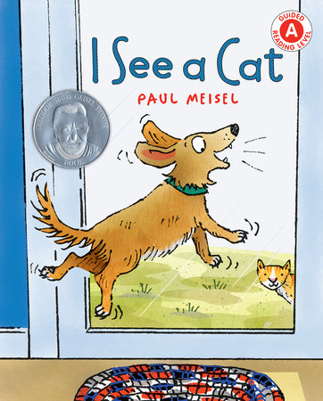i see a cat by paul meisel penguinrandomhouse com