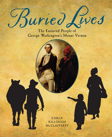 Buried Lives by Carla Killough McClafferty