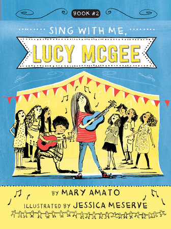 Sing With Me, Lucy McGee