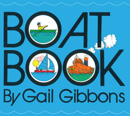 Boat Book by Gail Gibbons