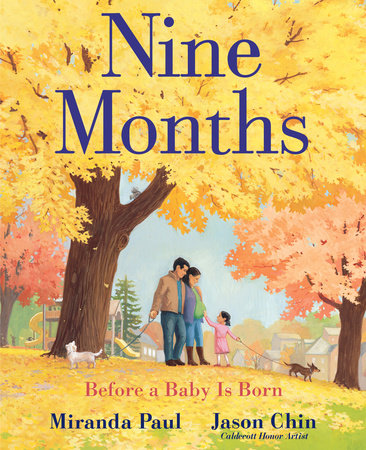 Nine Months by Miranda Paul