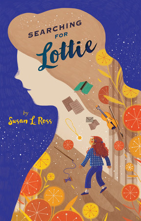 Searching for Lottie by Susan Ross